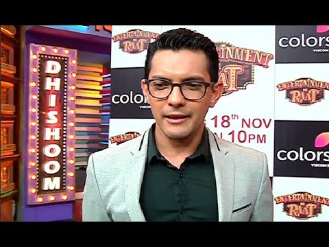 Aditya Narayan Interview | Entertainment Ki Raat New Show Launch