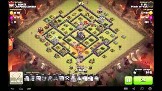 Clash of Clans -- Cleanup #6, switching from Shattered to CB GoHo | CoC