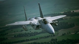 Ace Combat 7: Skies Unknown - Aircraft Profile: F-15C Trailer