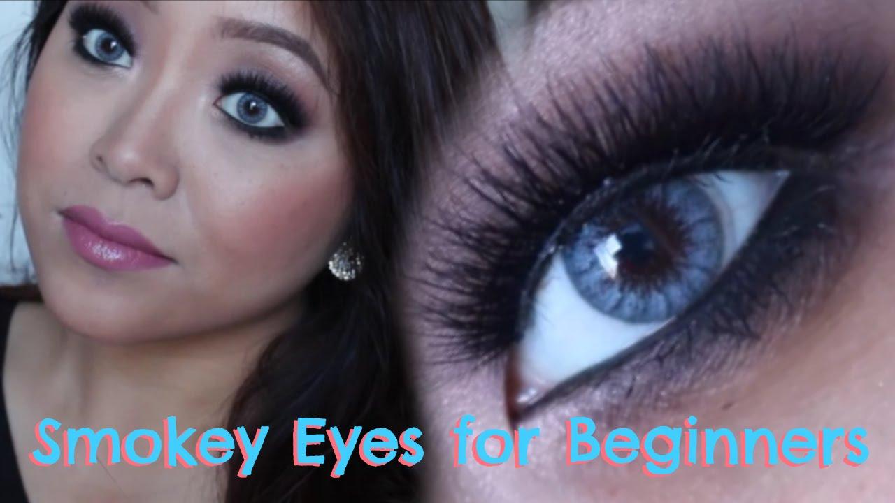 79e01c6a21e Smokey Eyes for Beginners | How-To | Mac Warm Palette Demo + ...