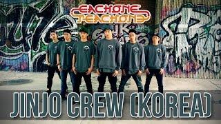 Jinjo Crew (Korea) | Fluido Jam 9 [2015]