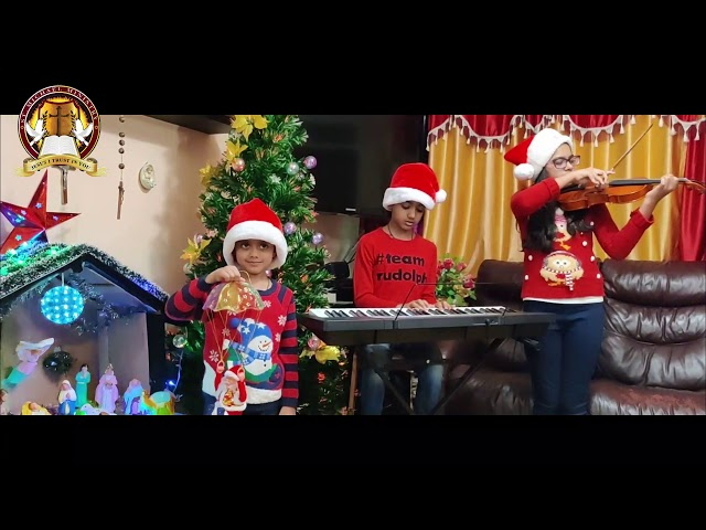 Jingle Bells 2020 by Aleena, Alexin &Abiya