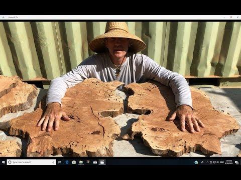 """speaking of wood"" rustic wall hanging art piece"