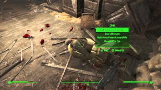 fallout 4 small guns bobblehead gunners plaza