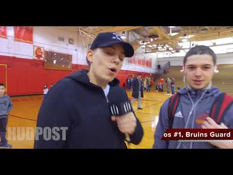 North Bergen Bruins Semi-Finals Victory