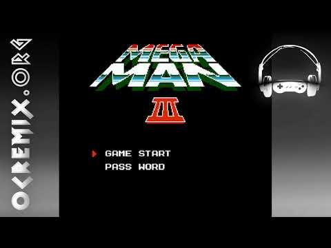 "Mega Man 3 OC ReMix by PsyNES: ""You Got the Power"" [Get a Weapon] (#3833)"