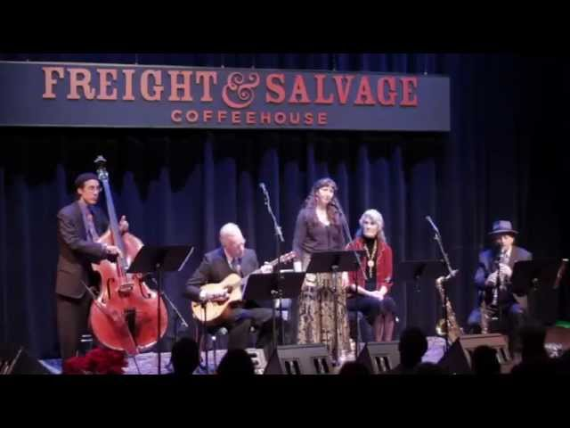 Celia Ramsay Live at Freight & Salvage - Five Songs