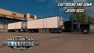 American Truck Simulator/Eastbound and Down Music Video/Timelapse