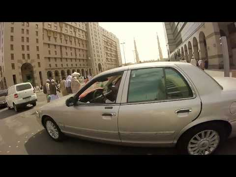 Going to Masjid Nabawi (S.A) From Sofaraa Al Huda Hotel 3 star Hotel