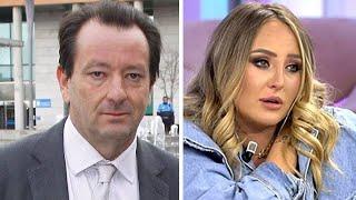 El abogado de Rocío Flores y la denuncia contra Rocío Carrasco y Fidel Albiac por Antonio David