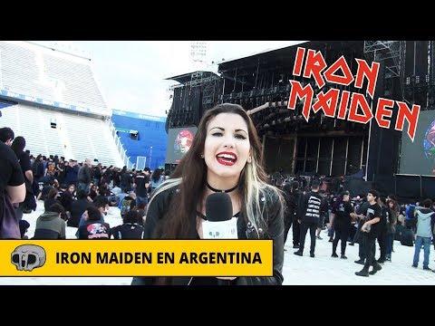 Iron Maiden en Argentina 2019 | COBERTURA