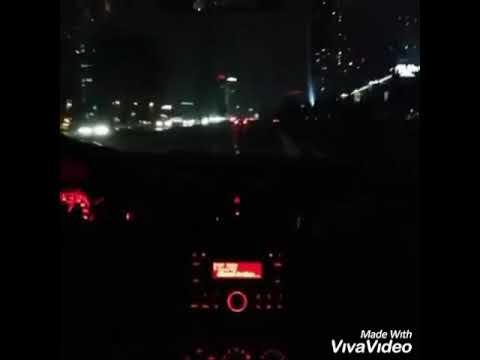 Gece Araba Snapleri 0-100kmh Dacıa Duster Instagram story wp durum
