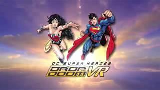DC SUPER HEROES Drop of Doom VR opens June 21