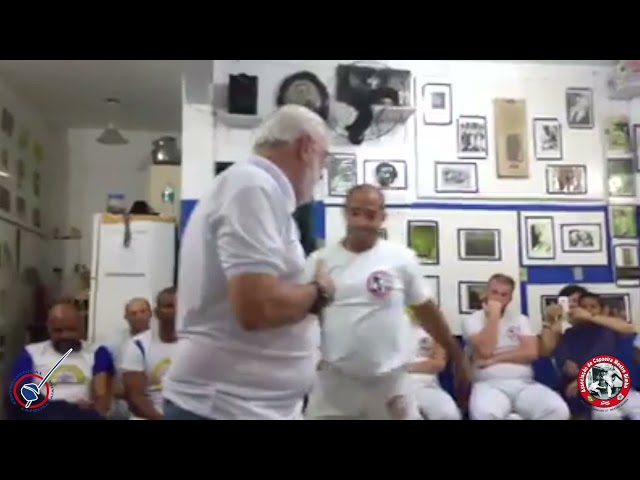 Mestre Itapoan - A Vingativa / Mestre Bamba - ACMB / Ano: 2017.