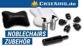 noblechairs Zubehör - Caseking TV