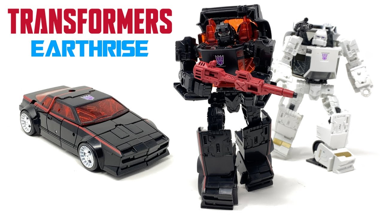 Transformers Earthrise RUNABOUT In-Hand Review by PrimeVsPrime