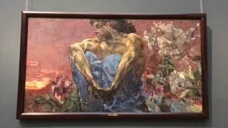 видео Давайте прогуляемся / музей изобразительных искусств им. Пушкина