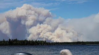 LADY EVELYN LAKE FOREST FIRE (over 60 000 acres)