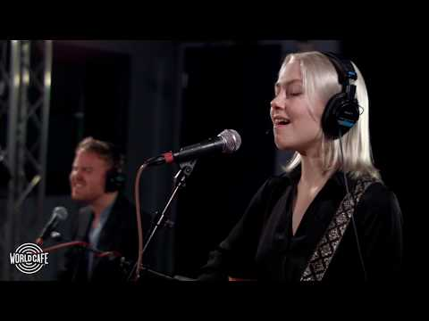 "Phoebe Bridgers - ""Georgia"" (Recorded Live for World Cafe)"