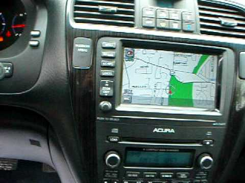 Acura Mdx Interior >> 2006 Acura MDX Touring Naviation Frank Leta used (U702 ...