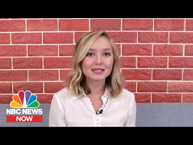 By The Numbers: How The Opioid Epidemic Started | NBC News Now