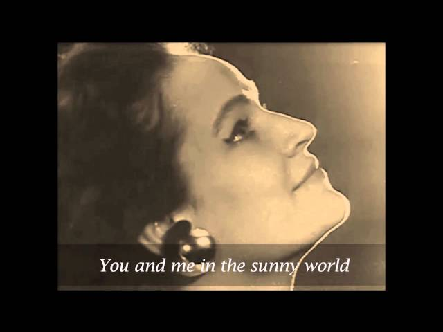 Dalia Kubili?t? -  In the Sunny World (Šviesiam pasauly). Music by V. TelksnysSviesiam pasauly