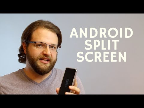 How To Android Split Screen / Multitask Window