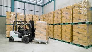 Thaitanium Film Machine Roll - MMP Corporation Thailand (ENG)