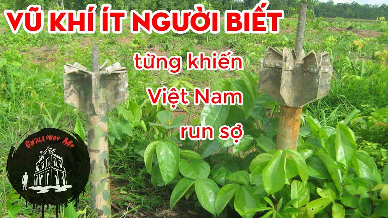Không phải Bom, loại thiết bị này mới khiến Việt Nam lao đao
