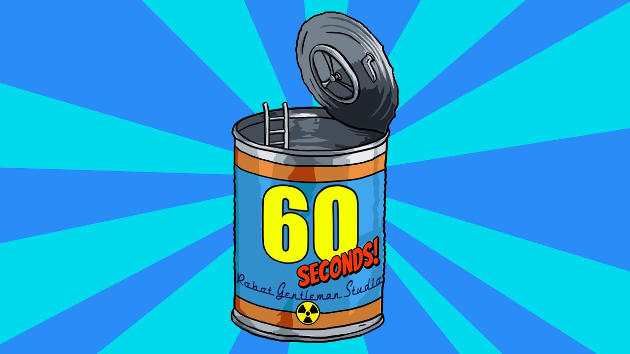60 Seconds! - dark comedy atomic adventure of scavenge and