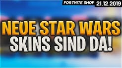 FORTNITE SHOP vom 21.12 - 😍 Star Wars! 🛒 Fortnite Daily Item Shop von heute: 21 Dezember 2019 | Detu