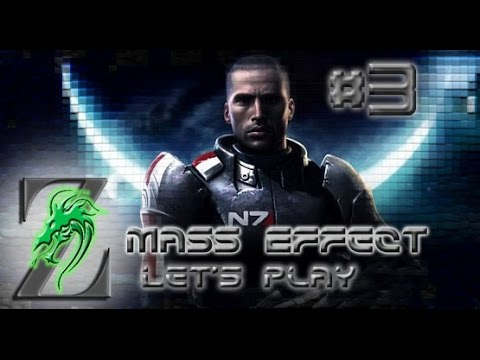 Mass Effect Interactive Lets Play- Ep 3 - The Consort has Anxiety!