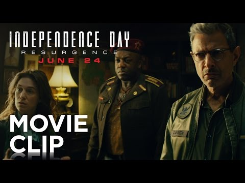 "Independence Day: Resurgence | ""Fear"" Clip [HD] 