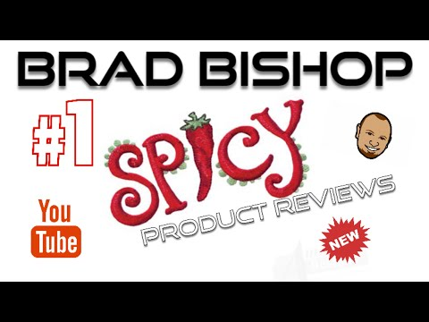 """Bishop Brad Reviews """" PANTY RAID """" Beef Jerky By THE JERKY CONNECTION"""