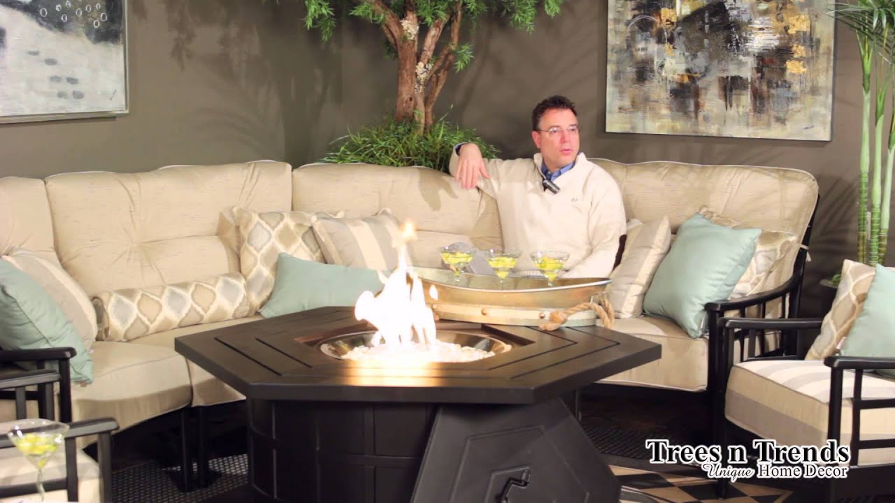 Hanamint Stratford Patio Furniture Overview. Trees N Trends Part 49