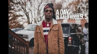 Ralo Hood 9.5 -  Famerica Meat (Vlog #62)