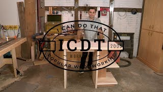 How to Build a Modern Kitchen Island | I Can Do That!