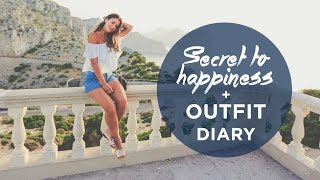 Outfit Diary & Secret to Happiness | Mimi in Mallorca