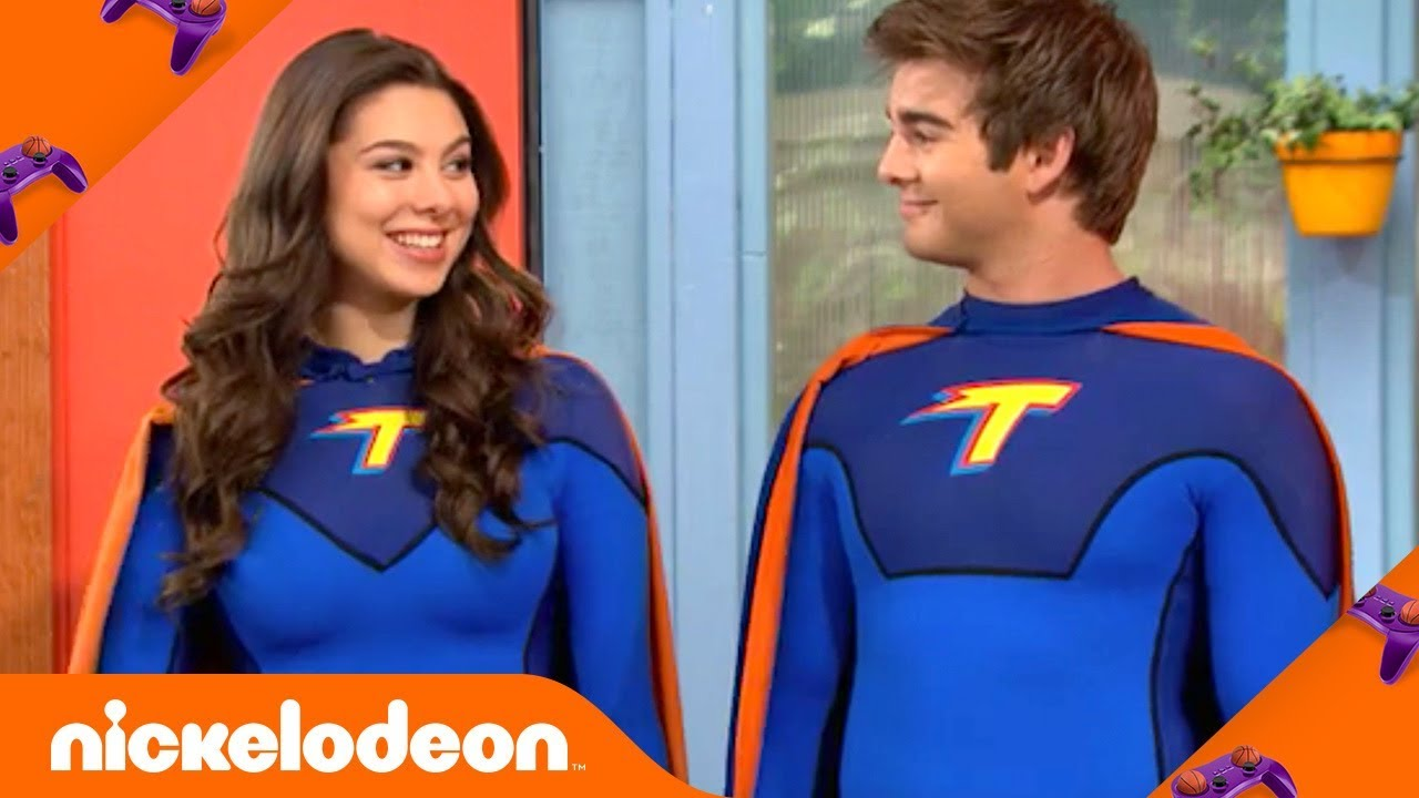 Max, Phoebe, T-Force & the New Normal 🧠 | The Thundermans FINAL Scene |  Nick