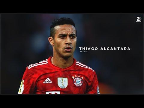Thiago Alcantara • August   18/19