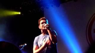 Andy Grammer - Kamikaze - HOB Boston 4/7/13