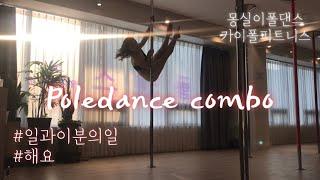[몽실이폴댄스_연습/카이폴피트니스]POLEDANCE /…