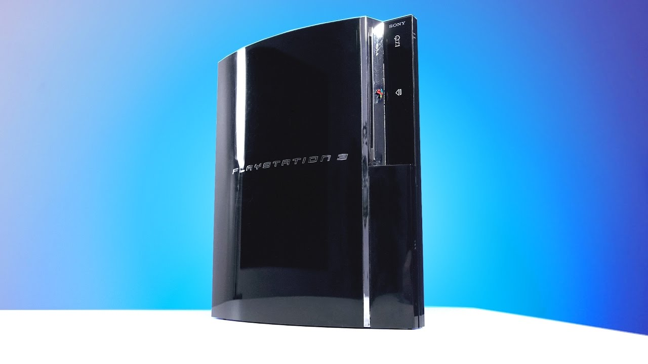 PS3: 10 Years Later - YouTube