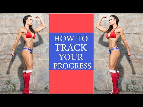 How To Track Your Fitness Progress