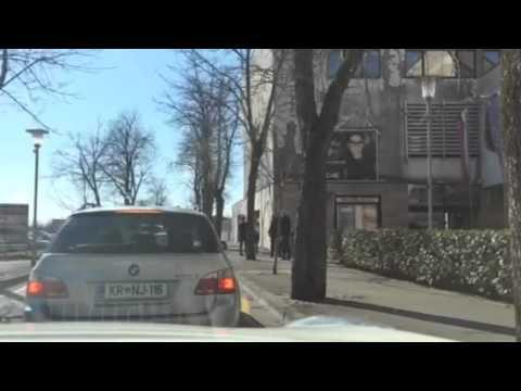 Miro Cerar v Sežani ustavil promet.