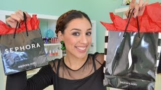Beauty Haul: Sephora [Part II of Shopping Madness with My Momma]
