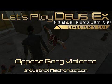 Let's Play Deus Ex: Human Revolution: Directive 08