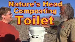 Unboxing and Review of Natures Head Composting Toilet