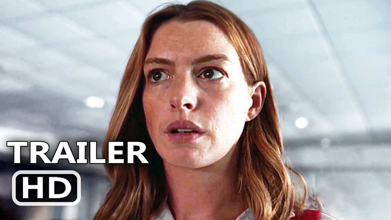 The Last Thing He Wanted Trailer  Anne Hathaway Ben Affleck