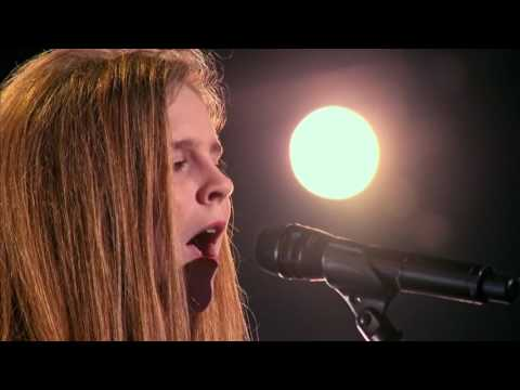 Kadie Lynn covers 'Mama's Broken Heart' Judge Cuts 2 Full America's Got Talent 2016